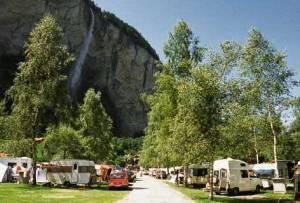 jungfrau camping