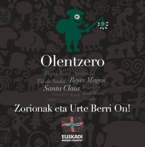 olentzero basque
