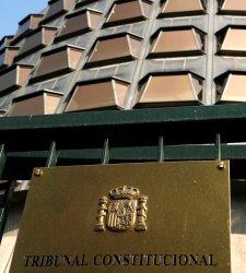 Fotografía de Guillermo Rodríguez. Tribunal Constitucional,madrid