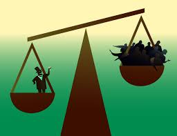 desigualdad interino
